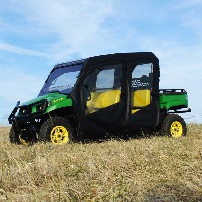 Products by Vehicle. Gator Utility Vehicles & Side Door Rear Window Kit for John Deere Gator XUV-550 S4 and XUV ...