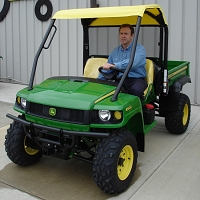 Soft Top Canopy for John Deere XUV & HPX Gator