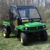 Soft Cab Full Enclosure for John Deere XUV & HPX Gator