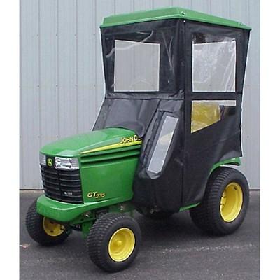 Hard Top Cab Enclosure For John Deere Lx280 Lx289 Gt225 Gt235 Gt245 Gx255 Lawn Tractors
